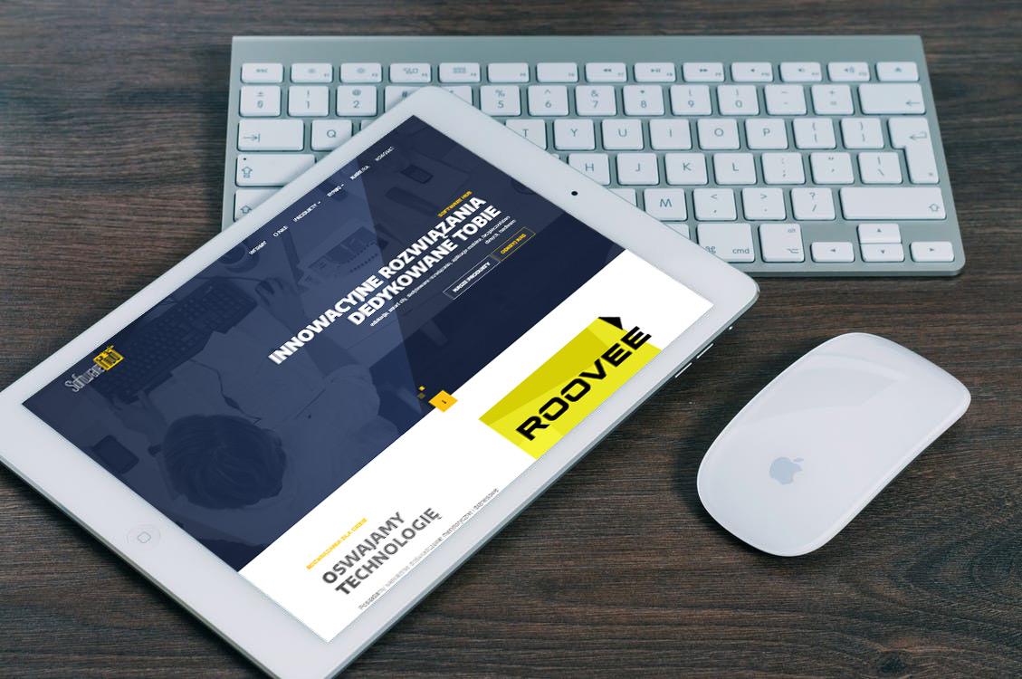 aktualności - nowa strona www Software Hub
